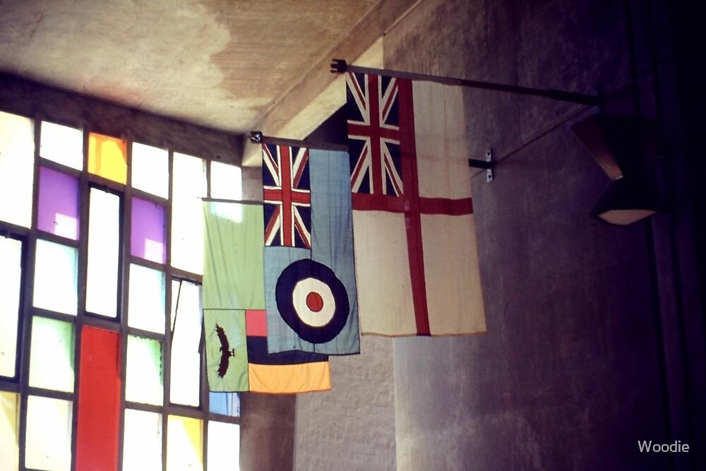 1966 Lusaka Church Nave by Woodie