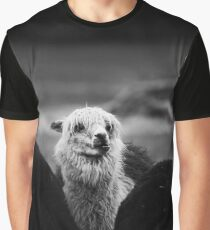 alpaca, lama Graphic T-Shirt