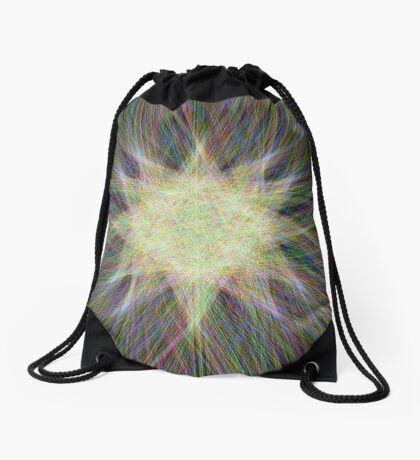Star, Star, Star! Drawstring Bag