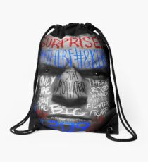 Nate Diaz UFC 202 Drawstring Bag