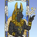 Souls of Anubis  by cybercat