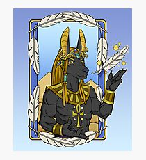 Souls of Anubis  Photographic Print