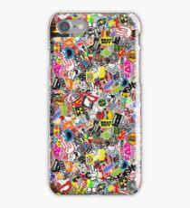 JDM Sticker Bomb iPhone Case/Skin