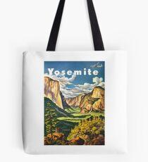 Yosemite Travel Tote Bag
