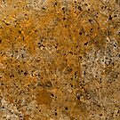 Abstract Study In Black And gold by Printpix