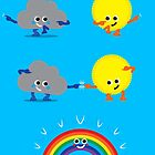 Character Fusion - Rainbow by SevenHundred
