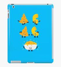 Charakter Fusion - Mac N Käse iPad-Hülle & Klebefolie