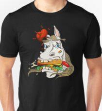 unicorn burger T-Shirt