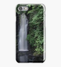 Cranny Falls, Carnlough iPhone Case/Skin