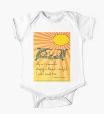 Cat Nap Haiku Kids Clothes