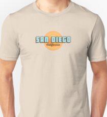 San Diego - California. T-Shirt