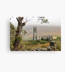 Ruins of Dunlewy Church, Donegal Canvas Print