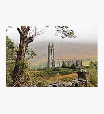 Ruins of Dunlewy Church, Donegal Photographic Print