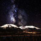 Buffalo Milky Way by Paul Gana