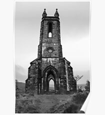 Dunlewy Church Poster