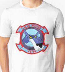 VS-35 Blue Wolves Unisex T-Shirt
