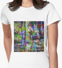 Circus Of Colour Women's Fitted T-Shirt