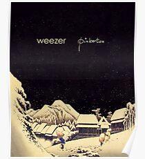 Weezer - Pinkerton Poster