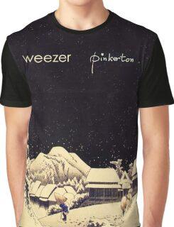 Weezer - Pinkerton Graphic T-Shirt