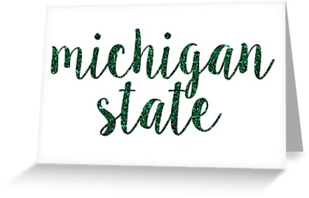 Michigan state university greeting cards by emily cutter redbubble michigan state university greeting cards by emily cutter redbubble m4hsunfo