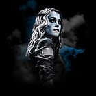 Clarke of The Sky People by mustangluly