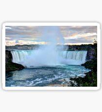 Horseshoe Falls...Niagara Falls, Canada Sticker