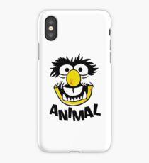Animal Muppets iPhone Case