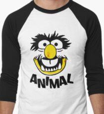 Animal Muppets Men's Baseball ¾ T-Shirt