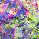 Garden Of Colour by Printpix