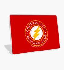 Central City Running Club Laptop Skin