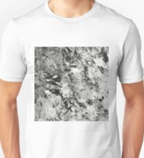 Warfare In Black And White T-Shirt