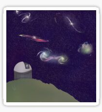 The Observatory Sticker