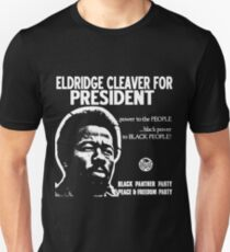 Eldridge Cleaver For President Unisex T-Shirt