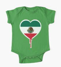 MEXICAN BLEEDING HEART Kids Clothes