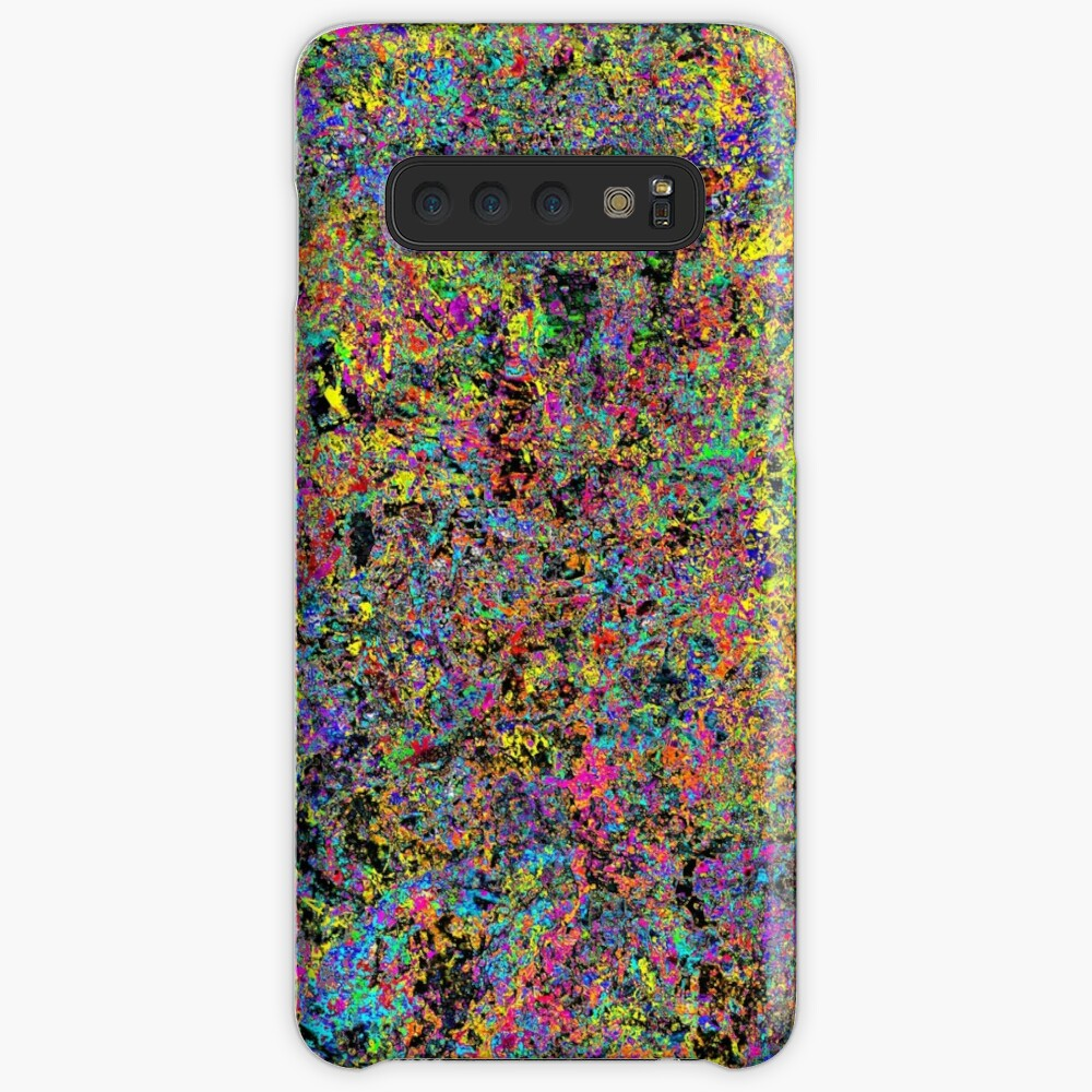 Particle Flash Dance Case & Skin for Samsung Galaxy