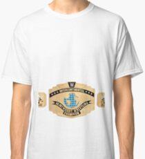 Intercontinental Belt - UK Delivery Classic T-Shirt