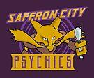 Saffron City Psychics by Adam Grey