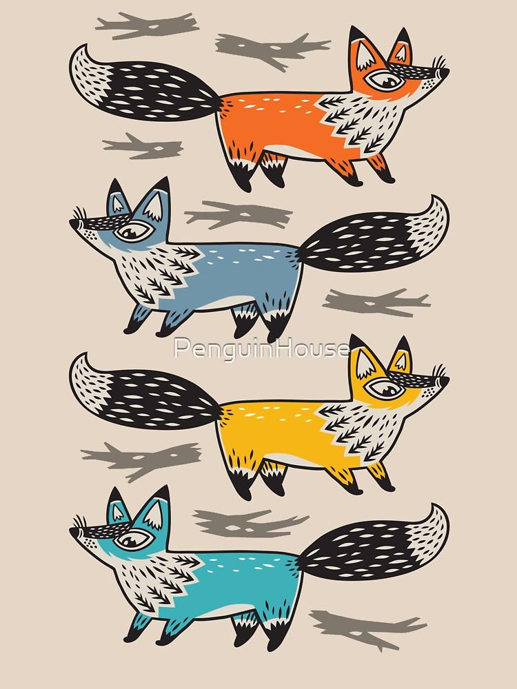 Füchse von PenguinHouse