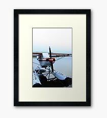 Bush Plane Framed Print