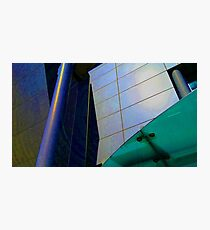 Bright Facade Photographic Print