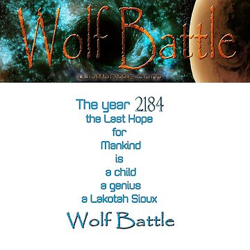 Wolf Battle   by Pendragon-Art