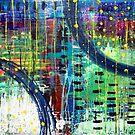 Hoop Dreams: Inner Power Paintings by mellierosetest