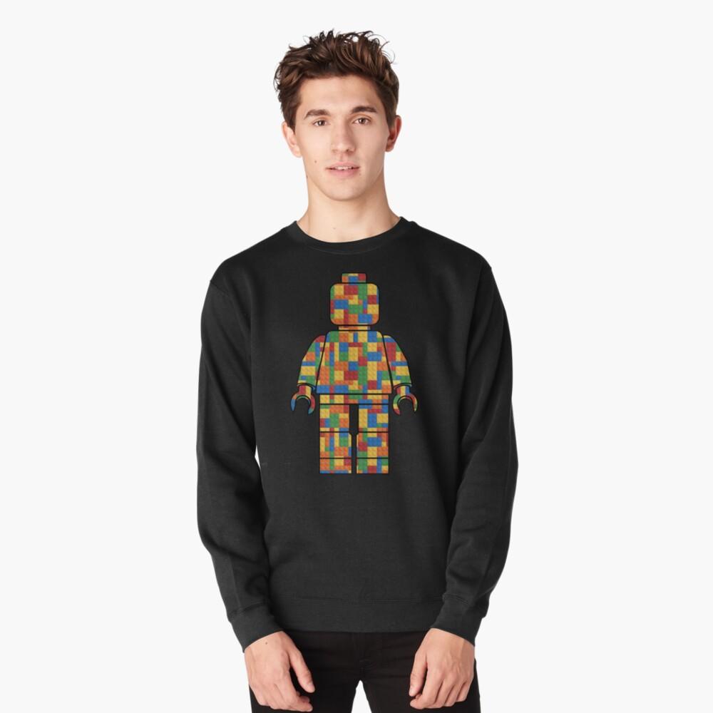 LegoLove Pullover Sweatshirt