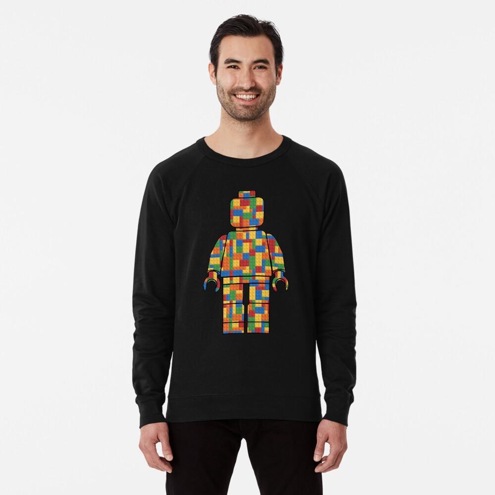 LegoLove Lightweight Sweatshirt