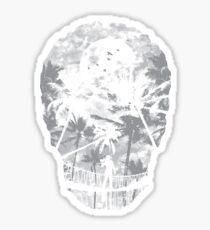 Desolate Death Sticker