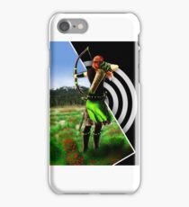 The World Class Archer iPhone Case/Skin