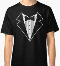 Fake Tux Tuxedo Suit Tie Classic T-Shirt