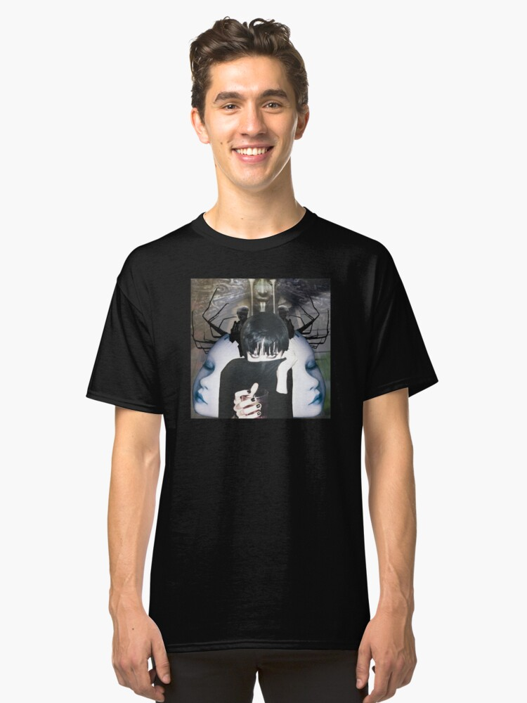 ALice In Heeelllll Classic T-Shirt Front