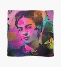 Frida Kahlo Colors Scarf