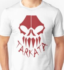 Tarkatan Symbol (Chiller Text) Unisex T-Shirt
